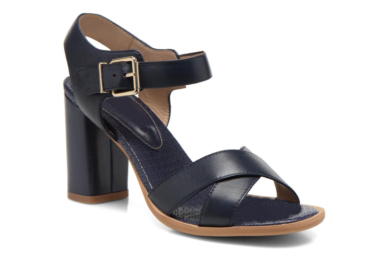 Sandaler Bruno Premi Mojo Blå detaljeret billede af skoene