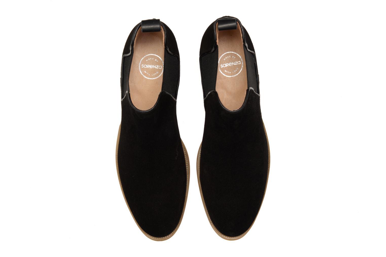 Boots Made by SARENZA Seven Tease #12 Svart bild av skorna på