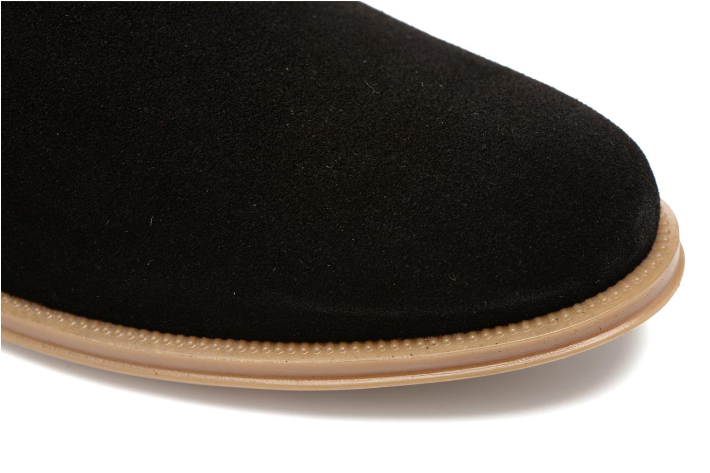 Bottines et boots Made by SARENZA Seven Tease #12 Noir vue gauche