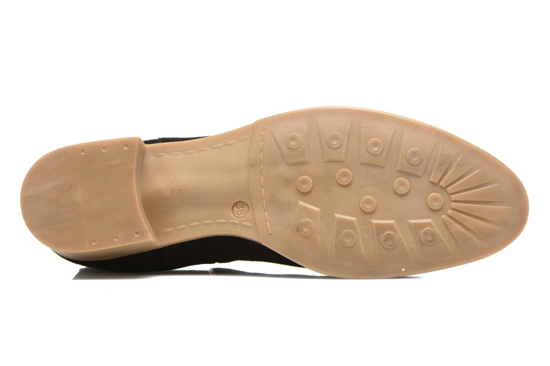 Bottines et boots Made by SARENZA Seven Tease #12 Noir vue haut