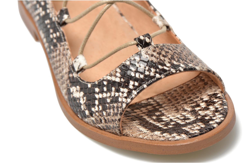 Sandalen Made by SARENZA Discow Girl #4 beige ansicht von hinten