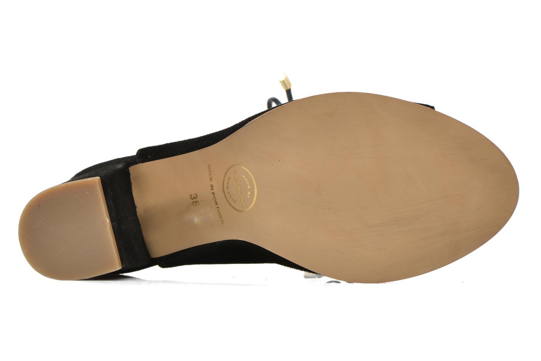 Sandalen Made by SARENZA Discow Girl #5 schwarz ansicht von links