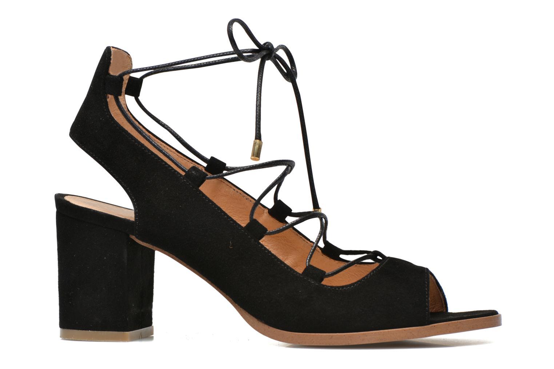 Sandalen Made by SARENZA Discow Girl #5 schwarz detaillierte ansicht/modell
