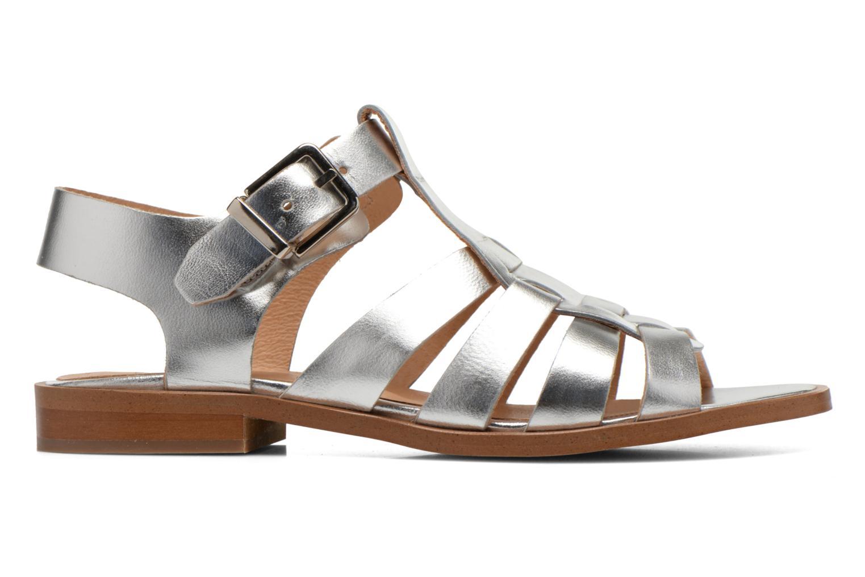 Sandales et nu-pieds Made by SARENZA Menthe Hello #1 Argent vue détail/paire