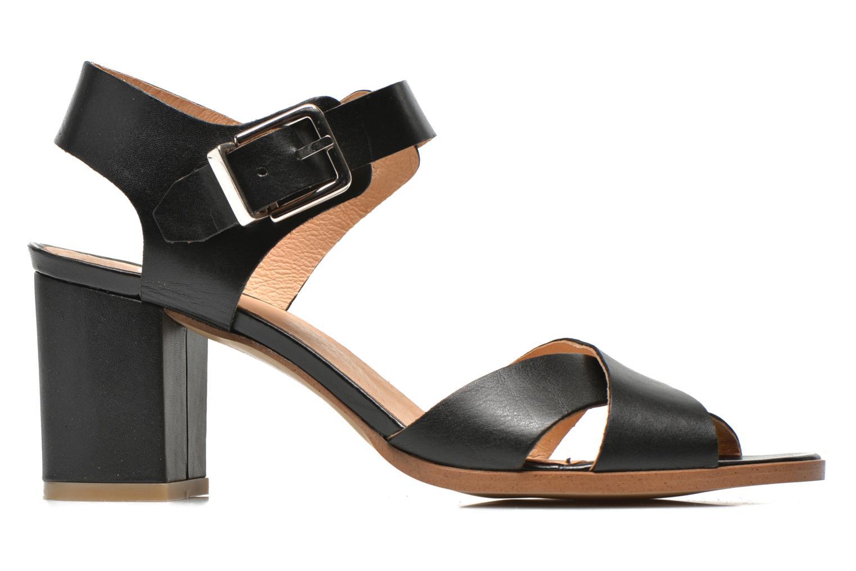 Sandalen Made by SARENZA Menthe Hello #19 schwarz detaillierte ansicht/modell