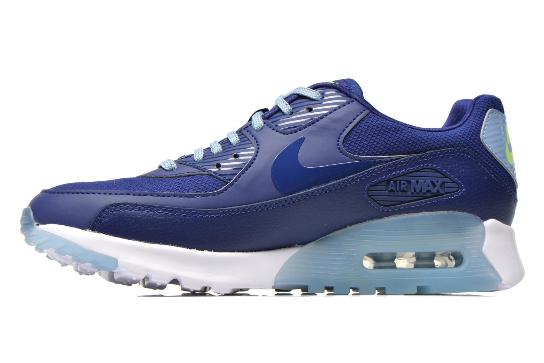 Sneaker Nike W Air Max 90 Ultra Essential blau ansicht von vorne