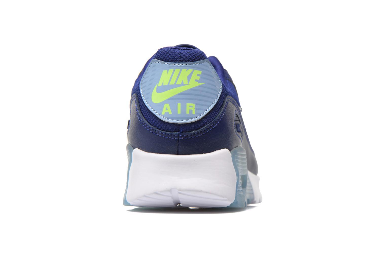 Sneaker Nike W Air Max 90 Ultra Essential blau ansicht von rechts