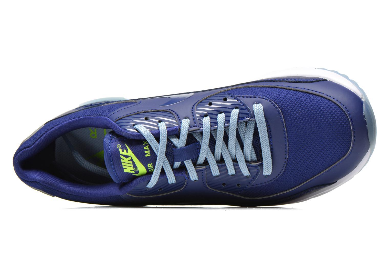 Sneaker Nike W Air Max 90 Ultra Essential blau ansicht von links