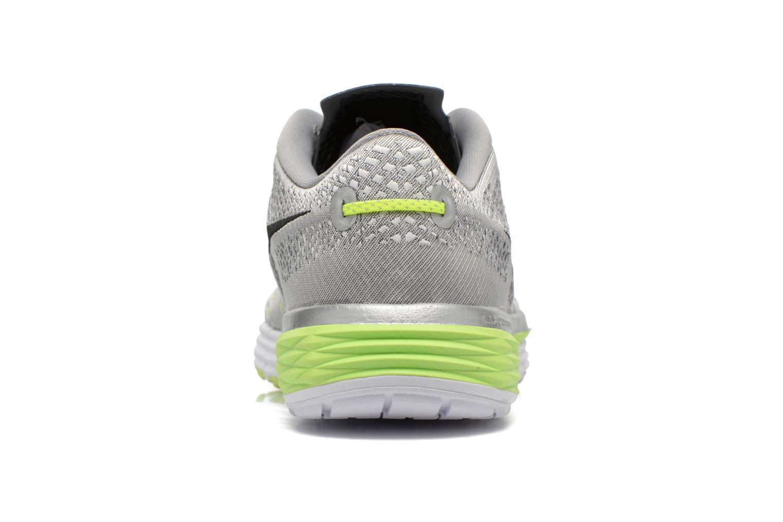 Chaussures de sport Nike Nike Lunar Caldra Gris vue droite