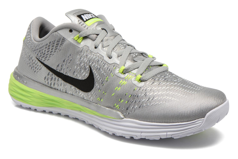 Sport shoes Nike Nike Lunar Caldra Grey detailed view/ Pair view