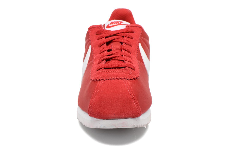 Classic Cortez Nylon Gym Red/White