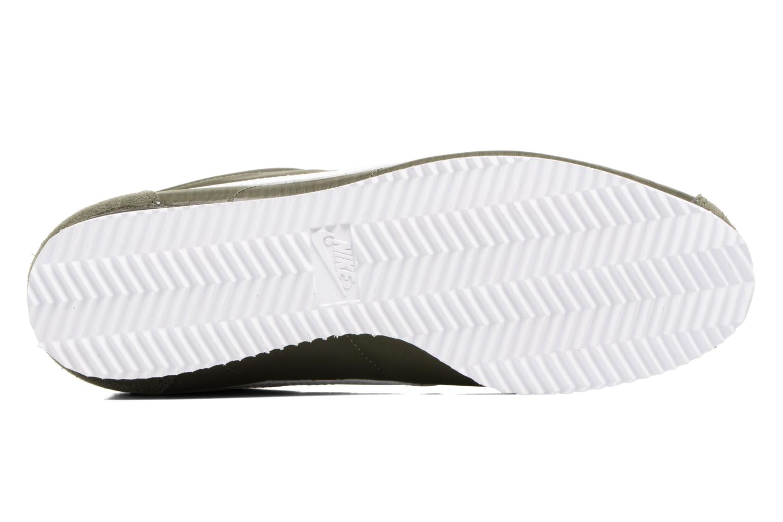 Classic Cortez Nylon Cargo Khaki/White-Black