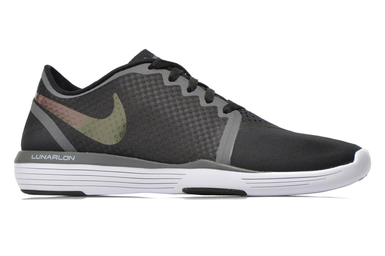 Chaussures de sport Nike Wmns Nike Lunar Sculpt Noir vue derrière