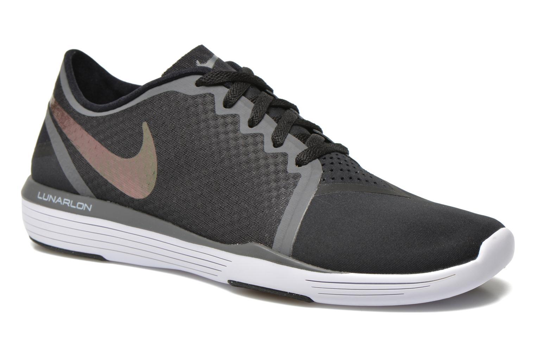 Chaussures de sport Nike Wmns Nike Lunar Sculpt Noir vue détail/paire
