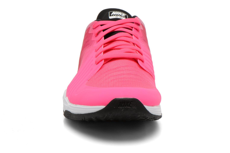W Nike Dual Fusion Tr 4 Print Hypr Pnk/Mtllc Slvr-Dynmc Brry