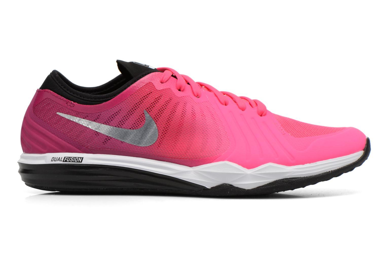 Chaussures de sport Nike W Nike Dual Fusion Tr 4 Print Rose vue derrière