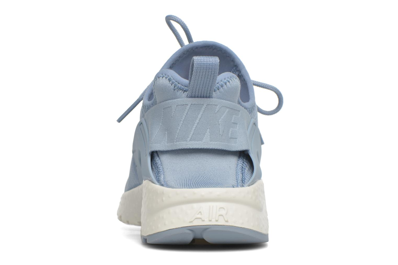Sneaker Nike W Air Huarache Run Ultra blau ansicht von rechts