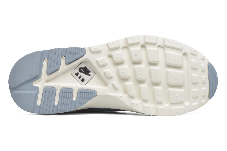 Sneaker Nike W Air Huarache Run Ultra blau ansicht von oben