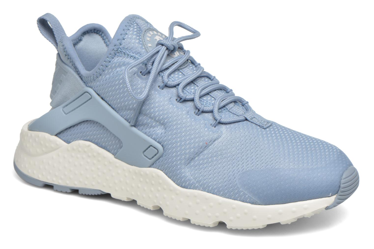 W Air Huarache Run Ultra Blue Grey/Blue Grey-Summit White