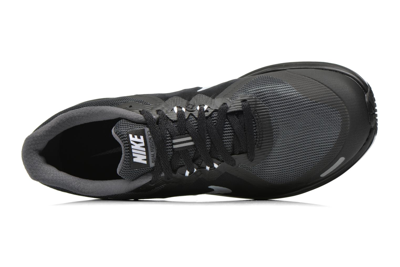 Chaussures de sport Nike Nike Dual Fusion X 2 Noir vue gauche