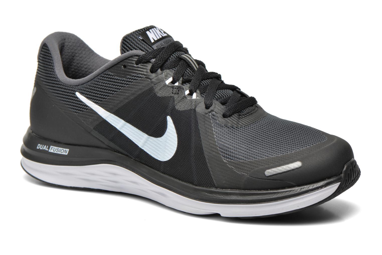 Sportschuhe Nike Nike Dual Fusion X 2 schwarz detaillierte ansicht/modell