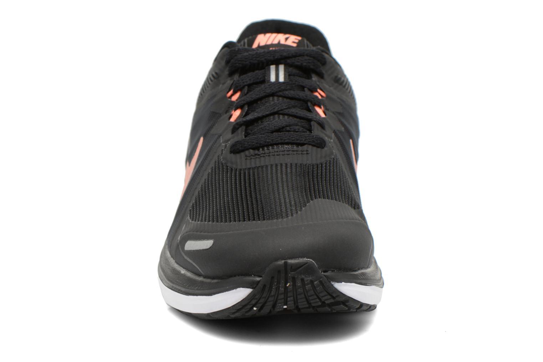 Wmns Nike Dual Fusion X 2 Black/Atomic Pink-Black-White