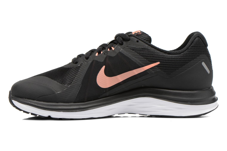 Chaussures de sport Nike Wmns Nike Dual Fusion X 2 Noir vue face
