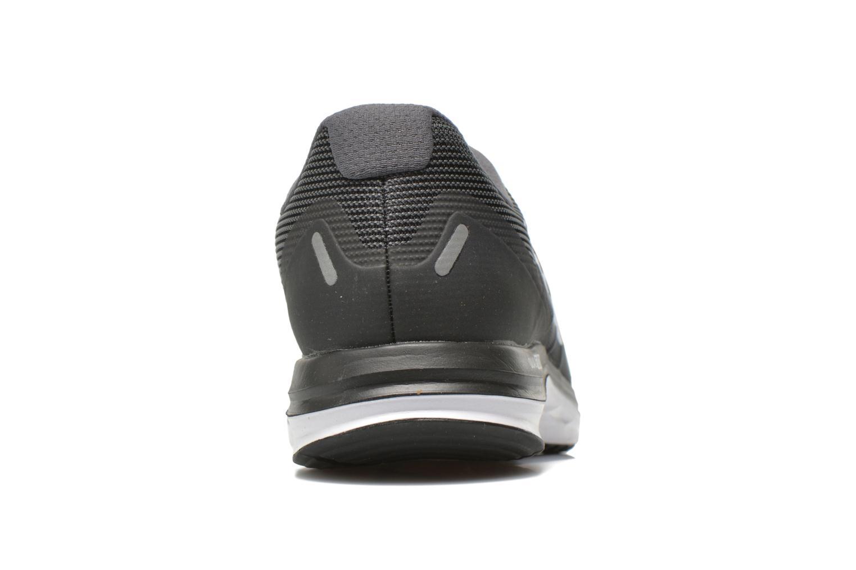 Sportschuhe Nike Wmns Nike Dual Fusion X 2 schwarz ansicht von rechts