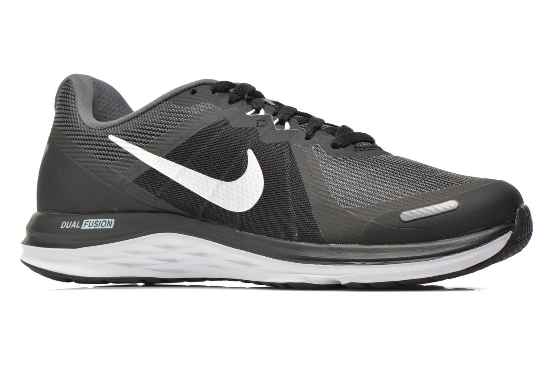 Sportschuhe Nike Wmns Nike Dual Fusion X 2 schwarz ansicht von hinten