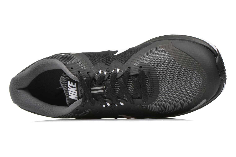 Sportschuhe Nike Wmns Nike Dual Fusion X 2 schwarz ansicht von links