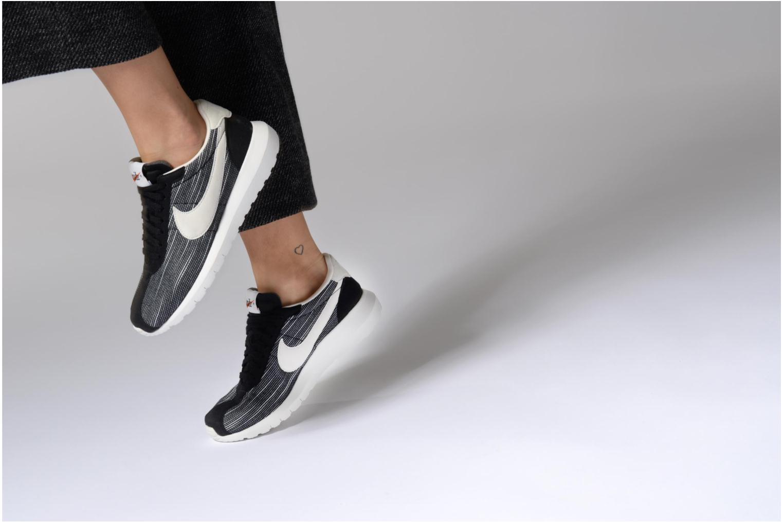 Baskets Nike W Roshe Ld-1000 Noir vue bas / vue portée sac