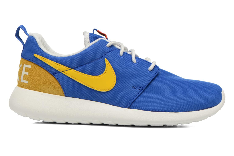 Sneaker Nike Wmns Nike Roshe One Retro blau ansicht von hinten