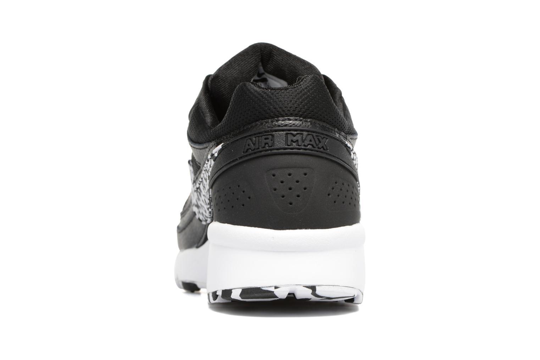 Baskets Nike Wmns Air Max Bw Noir vue droite