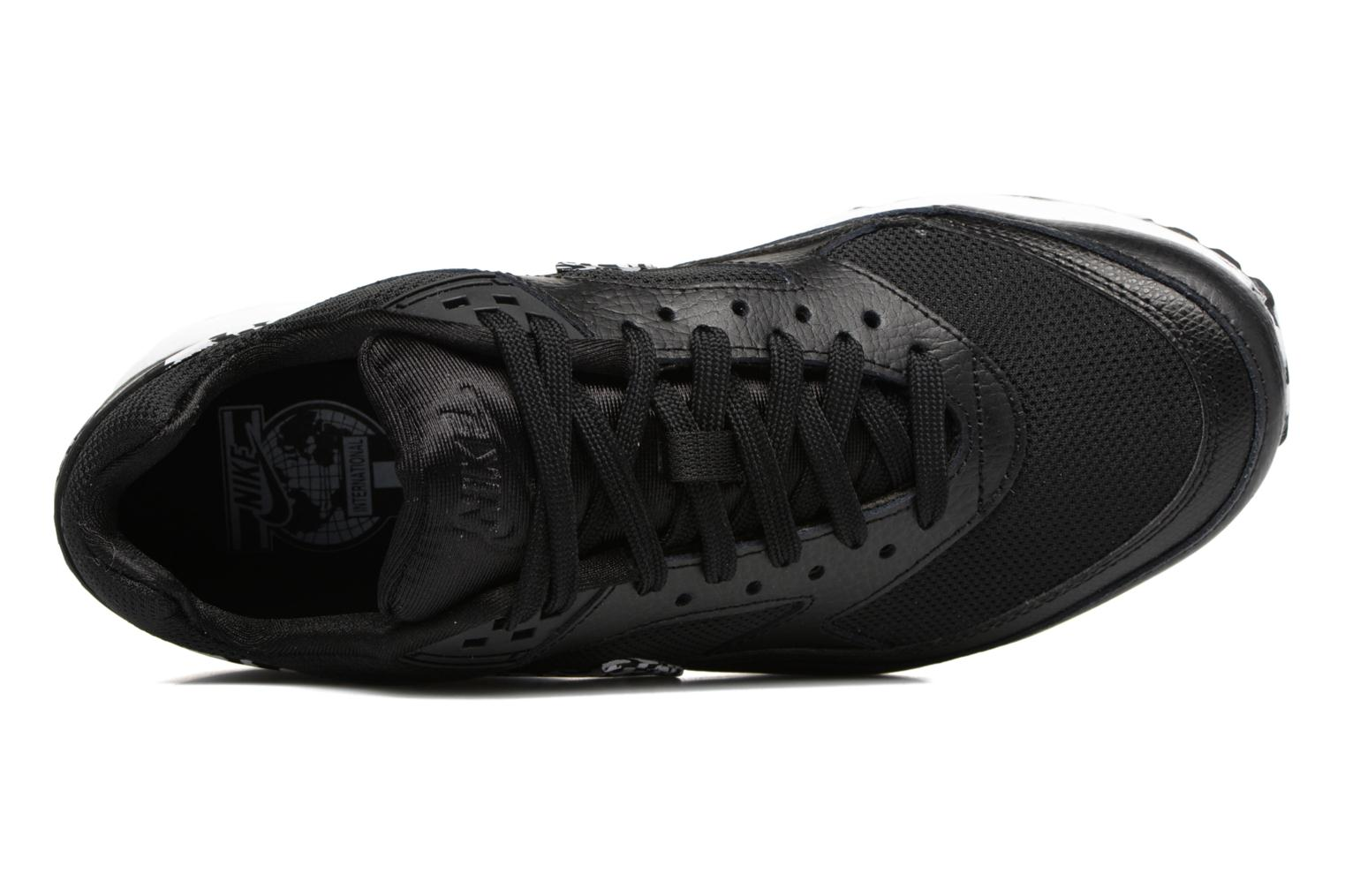 Trainers Nike Wmns Air Max Bw Black view from the left
