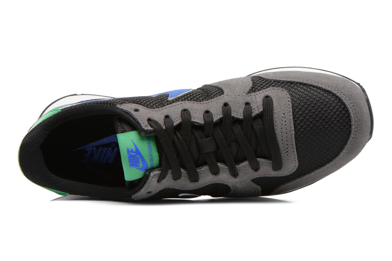 Baskets Nike Wmns Internationalist Multicolore vue gauche