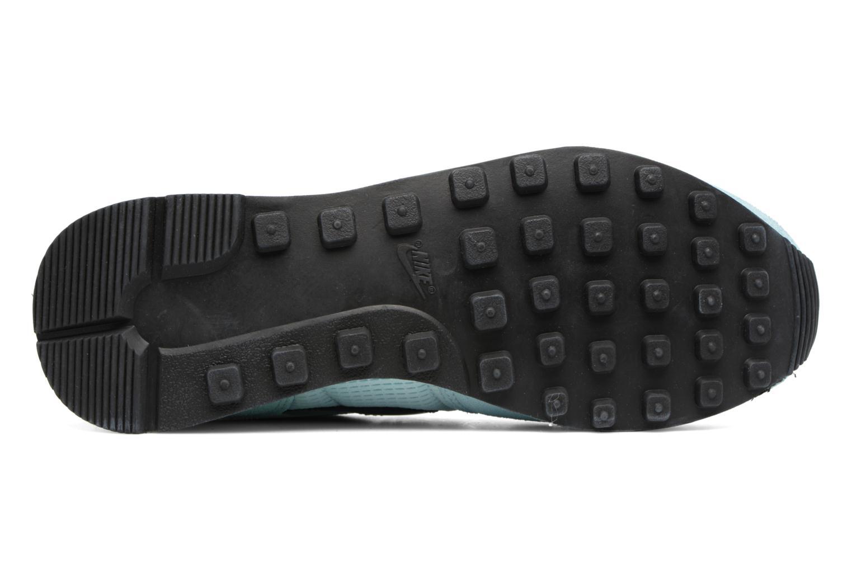 Sneakers Nike Wmns Internationalist Azzurro immagine dall'alto