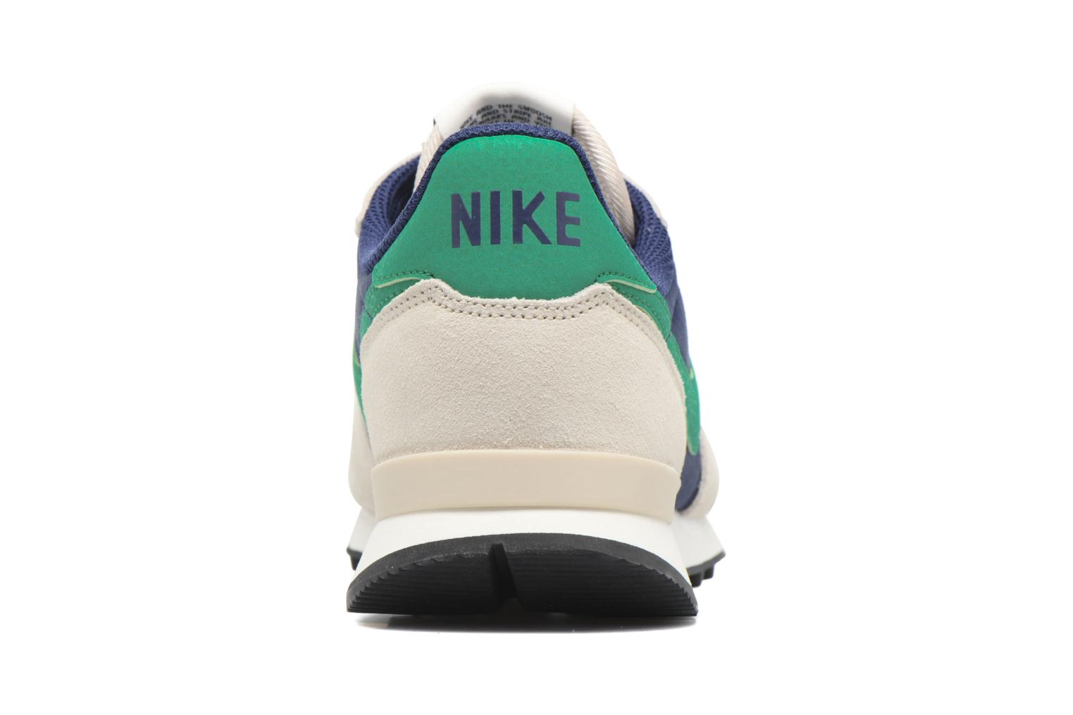 Wmns Internationalist Binary Blue/Stadium Green-Oatmeal-Sail