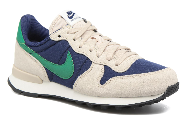 Deportivas Nike Wmns Internationalist Beige vista de detalle / par