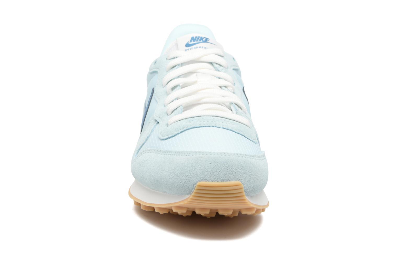 Sneakers Nike Wmns Internationalist Blauw model