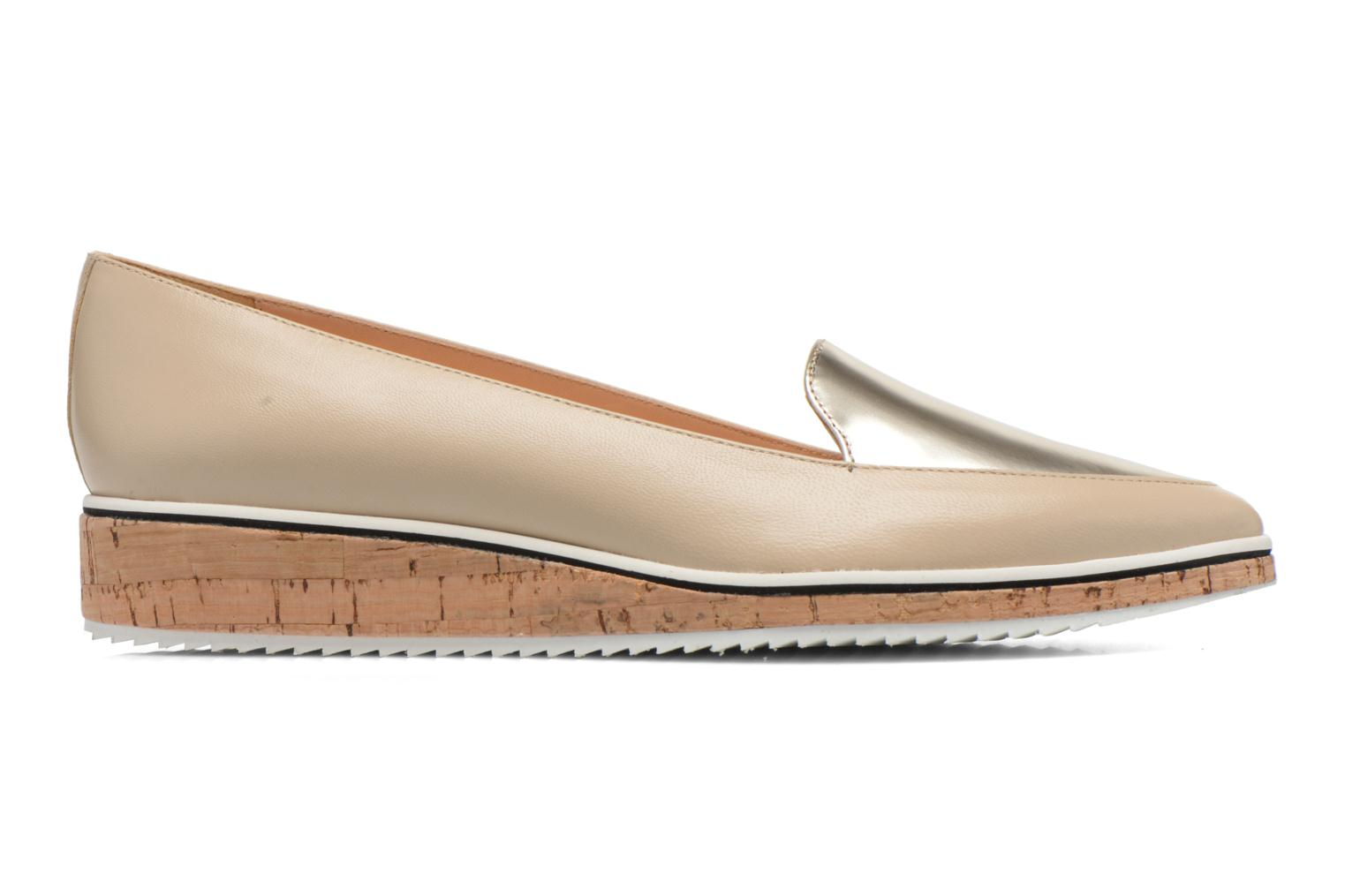 Loafers Fabio Rusconi Dahlia 2 Beige back view
