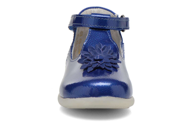 Bottines d'été Mod8 Lara Bleu vue portées chaussures
