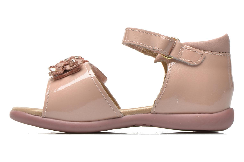Sandales et nu-pieds Mod8 Gramy Rose vue face