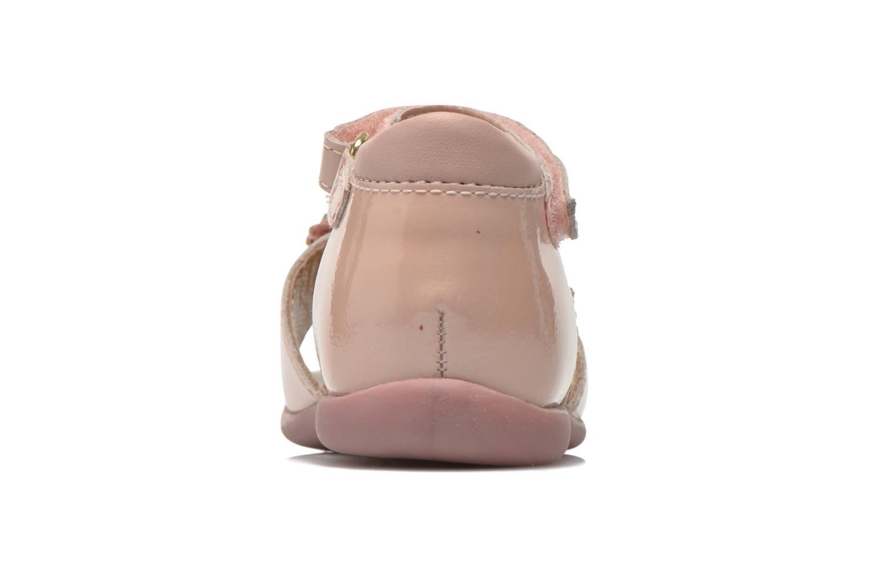 Sandalen Mod8 Gramy Roze rechts