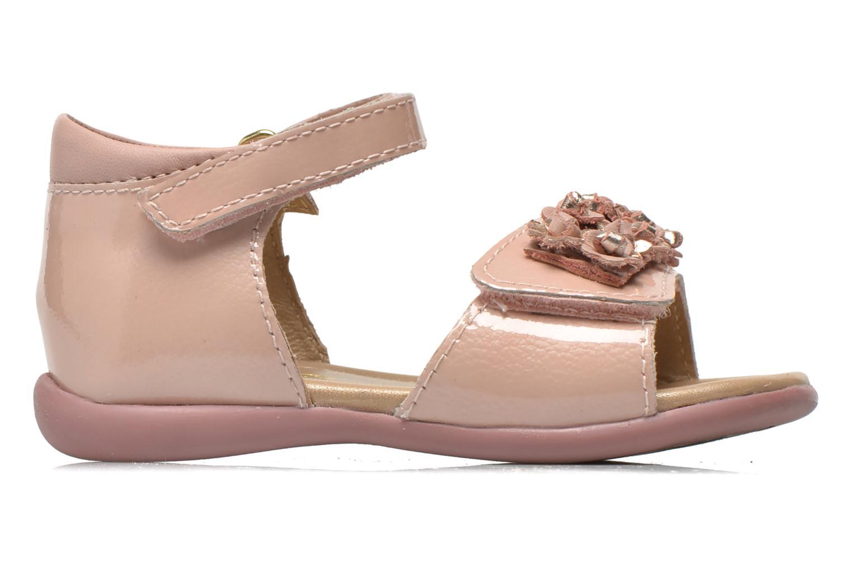 Sandales et nu-pieds Mod8 Gramy Rose vue derrière