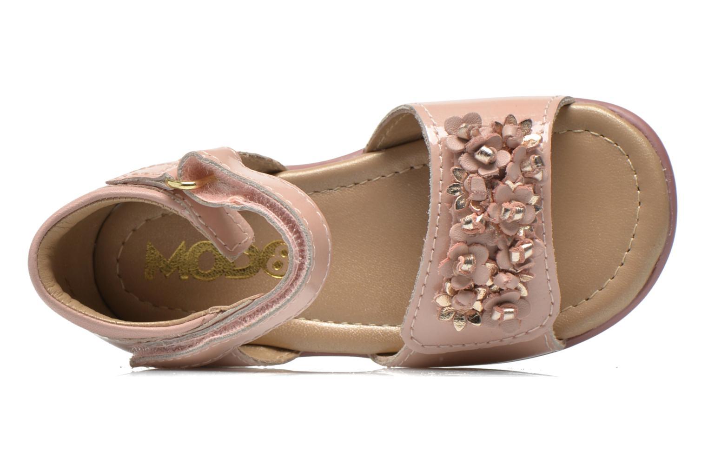 Sandales et nu-pieds Mod8 Gramy Rose vue gauche