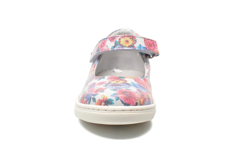 Ballerines Mod8 Tipic Multicolore vue portées chaussures