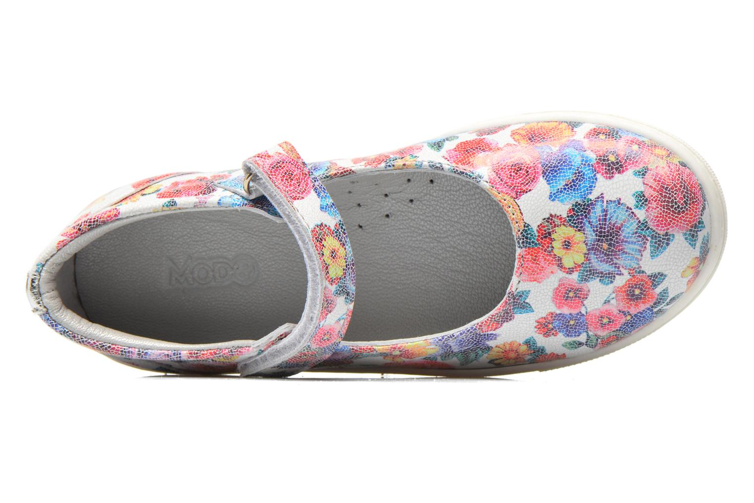 Ballet pumps Mod8 Tipic Multicolor view from the left