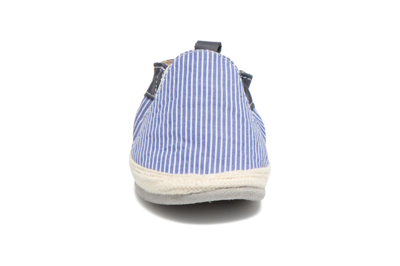 Slippers Robeez Summer Camp Blue model view