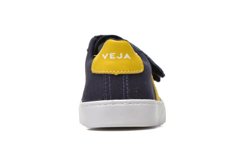 Esplar Small Velcro NAUTICO GOLD YELLOW