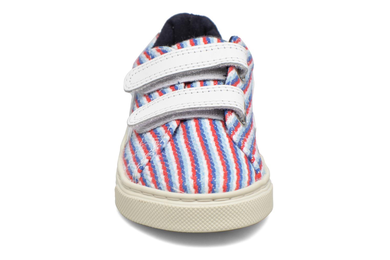 Sneaker Veja Esplar Small Velcro mehrfarbig schuhe getragen